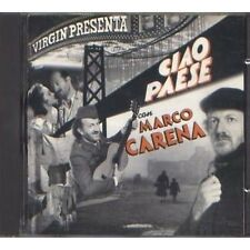 MARCO CARENA - Ciao paese -  CD 1993 MINT CONDITION