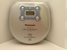 PANASONIC SL-SX271C CAR/PORTABLE CD PLAYER ANTI-SHOCK