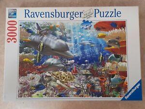 Ravensburger 3000 Piece Jigsaw Oceanic Wonder No. 170272