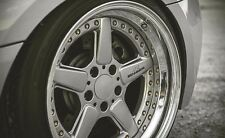 4X AC SCHNITZER WHEEL DECAL SET PEGATINA STICKER AUFKLEBER ALLOY FELGEN BMW