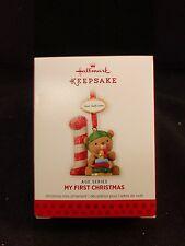 Hallmark Keepsake Ornament 2013 My First Christmas NIB