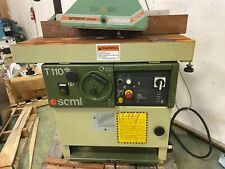 Scmi T110a Shaper With Steff Power In Feed