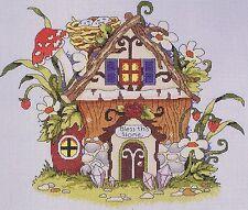 Janlynn Buildings/Villages Cross Stitch Kits