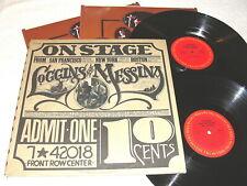 "Loggins & Messina ""On Stage"" 1974 Rock, 2-LP's, Nice NM!, Orig Columbia Pressing"