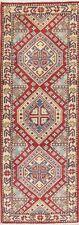 2' x 6' Super Kazak South-west Design Persian Oriental Runner Rug RED Hand-made