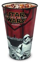 Star Wars: The Force Awakens Theater Exclusive 44 oz Plastic Cup Metallic Finish
