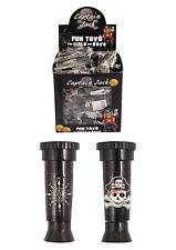 6x Pirate Mini Telescopes Children Toy Party Loot Goody Bag Fillers Pinata Toys