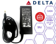 Genuine Delta AC Adapter,19V, 3.42A, ADP-65JH BB (Delta24201)