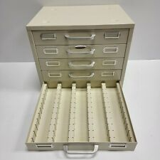 Very Nice - Neumade 5-Drawer Stackable Storage File Cabinet with 5 rows in each