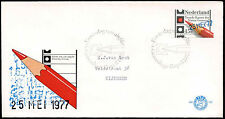 Netherlands 1977 Elections To Lower House FDC First Day Cover #C27601