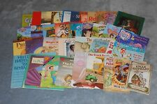 Lot of 37 Paperback Children's Books - Good to Excellent Condition (Set F)