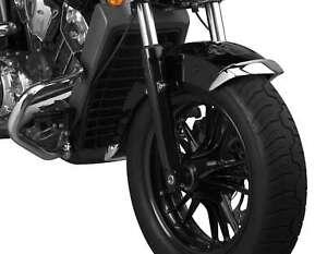 National Cycle - N7048 - Fender Tips, Chrome (2 pc.Set)