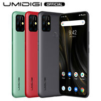 "UMIDIGI Power 3 Android 10 Smartphone 6150mAh 6.53"" FHD+ 4GB 64GB Global Unlock"