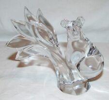 BACCARAT RIGOT OURS KOALA EN CRISTAL  / french crystal bear koala