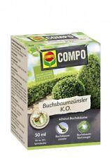 (257,00€/1l) COMPO Buchsbaumzünsler K.O 50 ml Insektizid Buchsbaumhecke Buchsbau