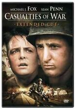 Casualties of War Extended Cut 0043396137271 DVD Region 1