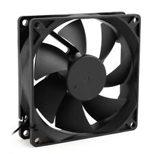 92mm x 25mm 24V 2Pin Sleeve Bearing Cooling Fan for PC Case CPU Cooler DT
