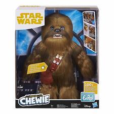 Peluche Chewbacca / Chewie  Hasbro - STAR WARS - Comme neuve, jamais utilisée