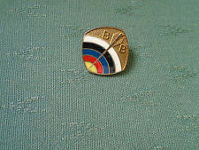 BOYS BRIGADE - TARGET AWARD PIN BADGE