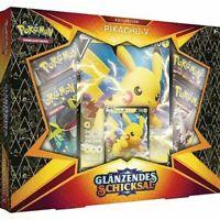 Pokémon Shiny Fates Glänzendes Schicksal V Box Pikachu Deutsch NEU OVP - TOP