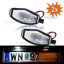 LED Kennzeichenbeleuchtung Module Honda Civic MK7 MK8 Legend Accord Acura 174