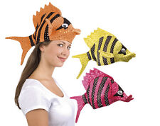 Tropical Fish Hat