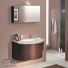 Mobile da bagno sospeso wehgè da 100 cm made italy Piesse art. GIOIA lavabo