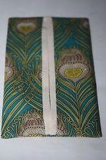 Cute pocket tissue/hankie holder ~ LIBERTY FABRIC ~ Caesar Tana Lawn