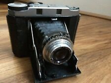 Vintage Dacora Royal Folding Camera - Prontor SVS, Ennagon, Made in Germany