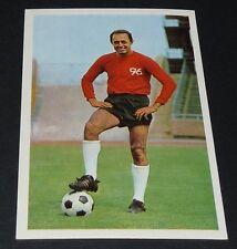 BENA JUGOSLAVIJA HANNOVER 96 FUSSBALL 1966 1967 FOOTBALL CARD BUNDESLIGA PANINI