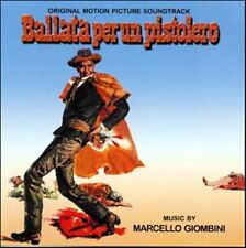 Marcello Giombini: Ballata Per Un Pistolero (New/Sealed CD)
