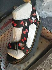 Dr. Marten Hello Kitty Platform Sandals NEW IN BOX Never Worn