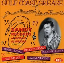 Various Artists - Gulf Coast Grease 1: Sandy Story / Various [New CD] UK - Impor