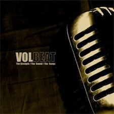 CD (NEU!) . VOLBEAT - The Strength / The Sound / The Songs (2005 mkmbh