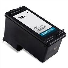 Black HP 74XL Ink Cartridge Officejet J6415 J6424 J6450 J6480 J6488 Printer