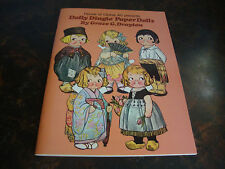 Dolly Dingle-Paper Dolls-Dover-1978-9x12-Har d To Find