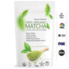 Matcha Outlet Starter Green Tea Powder -16oz (1lb) FREE 1-3 DAY USA Shipping