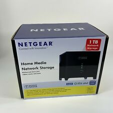 NETGEAR STORA 1 TB (MS2110-100NAS) NAS HOME MEDIA NETWORK STORAGE