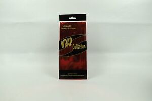 Metallic Cellophane - Red - 1 sheet - 50cm x 66cm
