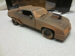 MAD MAX XB FORD FALCON INTERCEPTOR WEATHERED DIRTY VERSION 1:24 SCALE
