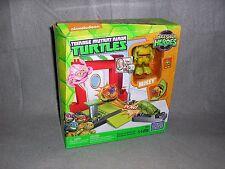 Mega Bloks Teenage Mutant Ninja Turtles TMNT Pizzeria Hideout BRAND NEW UNOPENED