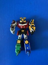 Power Rangers Samurai Megazord, Shark Zord, Gold Ranger, octo zord Toy Lot
