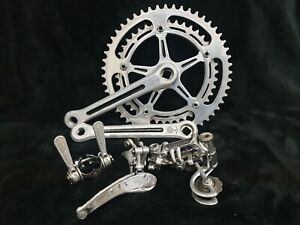 Campagnolo Nuovo Record pat.1975 partial groupset