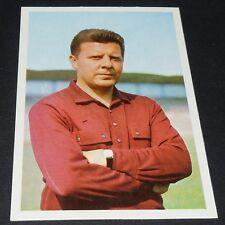 BROCKER WERDER BREMEN FUSSBALL 1966 1967 FOOTBALL CARD BUNDESLIGA PANINI