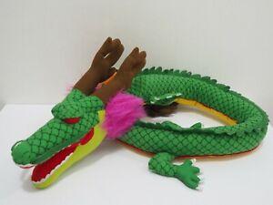"""Shenron Dragon Ball Z Poseable L44"""" Bird Studio Plush Stuffed Toy Doll Japan"""