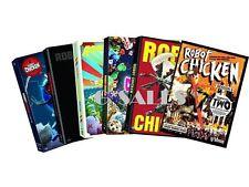 Robot Chicken ~ Complete Season 1-6 (1 2 3 4 5 & 6) ~ BRAND NEW 12-DISC DVD SET