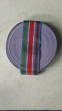 1 meter full size UN Bosnia Unprofor medal ribbon