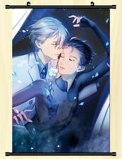 Yuri On Ice Anime Japan  Victor Nikiforov Scroll Painting Wall Mural Poster New