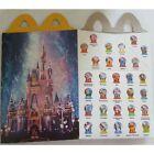 Внешний вид - 2021 McDonald's Walt Disney World 50th Anniversary  Indv. or Set  Drop Down Menu