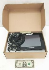 Dickson Ft600 Ambient Temperature Data Logger Touchscreen Display Two Sensors